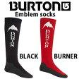 バートン ソックス Emblem Sock BURTON スノーボード ソックス SOCKS