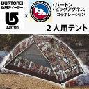 BURTON バートン キャンプテント BLACKTAIL 2 TENT 2人用 DAY TRIPPER ビッグアグネス コラボレーション 14541104264 アウトドア【s8】