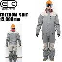 エアブラスター ウェア つなぎ 18-19 FREEDOM SUIT / OX GOAT ジャケット パンツ AIR blaster ウエア  スノーボード ウェア メンズ【C1】【s0】 align=