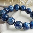 カイヤナイトAAA 14mm ブレスレット 天然石 パワーストーン カヤナイト 天然石ブレスレット パワーストーンブレスレット 藍晶石