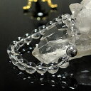 ギベオン隕石(メテオライト)(シルバーカラー)×天然本水晶AAA<天然石 パワ...