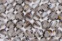 【メール便対応】スワロフスキー製 ビーズ ソロバン型アクセサリー用【Beads】【4.0mm】50ヶ #5328 クリスタル・サテン