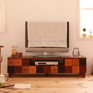完成品 北欧 テレビ台 テレビボード 幅122×奥行35×高