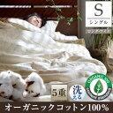 ◆在庫限り!2,999円◆【送料無料】 オーガニックケット ガーゼケット シングル ワイド