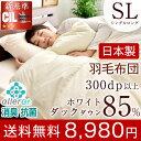 ◆先取りキャンペーン!8,980円◆【送料無料】 日本製 羽...