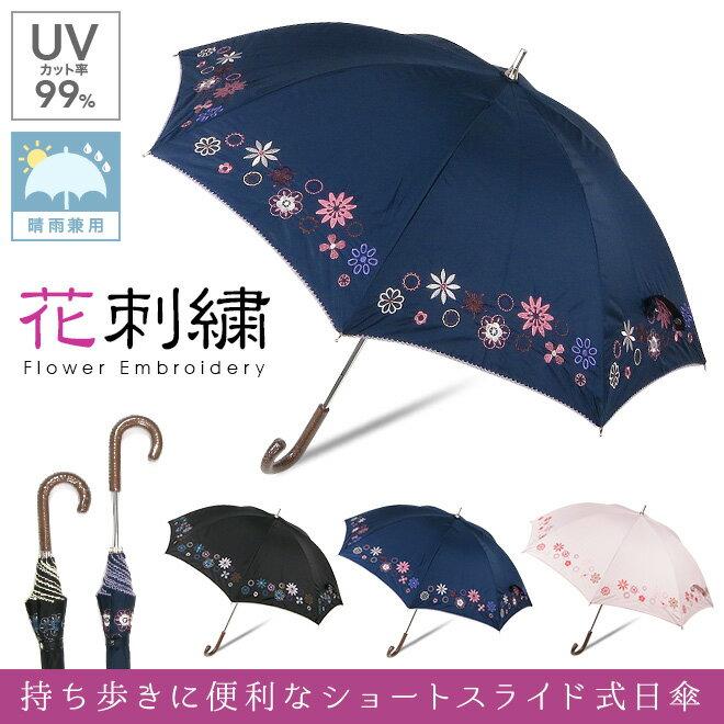 日傘 晴雨兼用 uvカット99%以上 レディース...の商品画像