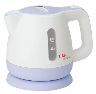 TFAL electric kettle apresia 0.8 L sky blue