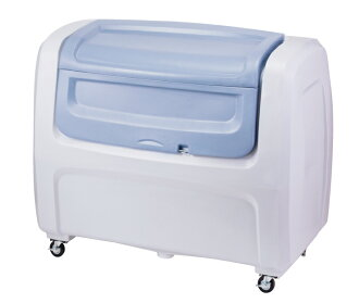 Large-scale trash box dust box DX deferment type gray #800 800L DXS8H for cough Sui duties