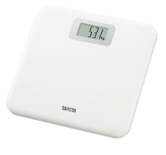 Tonita digital bathroom scales white HD-661WH