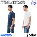 19 BILLABONG ビラボン 半袖 Tシャツ メンズ 2019年春夏モデル MAKER 品番 AJ011-295 日本正規品