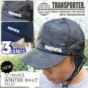 TRANSPORTER トランスポーター ユニセックス WINTER キャップ TP137 日本正規品 即日出荷