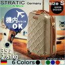 キャリーバッグ スーツケース 持ち込み ストラティック セキュリティ ファスナー キャリー