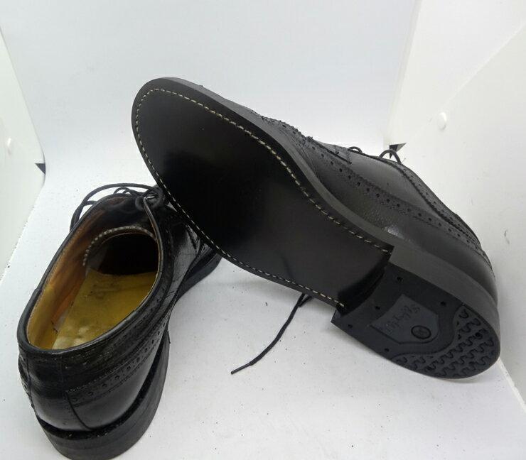 送料往復無料 8500円で修理できる 本底取替 合成靴底 修理 (ゴム製かかと込み)着払いで送ってください 2足出すと1000円引きです。着払いで送ってください