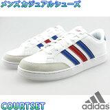 アディダス メンズ スニーカー コートスタイル adidas COURTSET コートセット adidas NEO AW4621