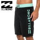 ビラボン サーフパンツ メンズ ロゴ 水着 20レングス メンズ サートラ BA011401 ブラック