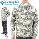 コロンビア アウター 防水ジャケット レインウェア Columbia マンパ ナイロンジャケット ブルゾン PM5989