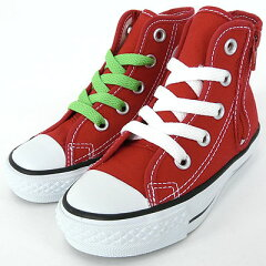 CONVERSE-KIDS���塼��-:-����С���-�����륹����-���å�/�Ҷ��ѥ��ˡ�������CHILD-ALL-STAR-RZ-HI��-RED