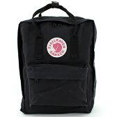 フェールラーベン バッグ バックパック 「FR23510」 FJALLRAVEN リュック カンケンバッグ 定番 即納 デイパック アウトドアブランド アウトドアザック ブラック 黒色 通販 販売 人気ブランド アウトドアバッグ