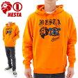 【セール】NESTA メンズパーカ ネスタ スウェットパーカー HD1505F 通販 販売 即納 人気 2015年モデル セール アウトレット かぶり スウェットパーカー ロゴパーカー
