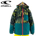 スノボジャケット 645601 オニール スノーボードウエアー ジャケット ONEILL