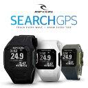 RIPCURL 時計 SERCH GPS SURFWATCH サーフウォッチ 防水 スマートウォッチ 充電式 ウェアラブル 腕時計