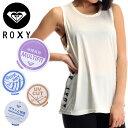 【メール便OK】ロキシーフィットネス UVカット タンクトップ ROXY スポーツウェア