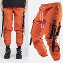 ショッピングRANGE BLACKTAILOR ブラックテイラー パンツ カーゴパンツ メンズ N5 CARGO ORANGE オレンジ