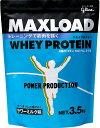 【全国送料無料】グリコ MAXLOAD(マックスロード)ホエイプロテイン 3.5kg サワーミルク風味【strongsports】