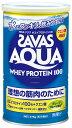 【全国送料無料】【プロテイン】 SAVAS ザバス AQUA アクア ホエイプロテイン100 グレープフルーツ味 18食分(378g) プロティン strongsports