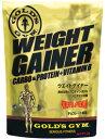 【送料無料】GOLD'S GYM(ゴールドジム)ウエイトゲイナー チョコレート風味 1kg【strongsports】