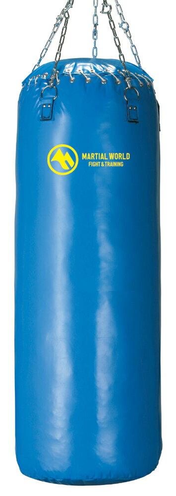 【代引き不可】強化マーストレーニングバッグ 140cm【マーシャルワールド製 格闘技 空手 筋トレ 器具 フィットネス】【strongsports】