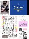 TSUMEKIRA cocco×ツメキラ コッコ プロデュース スポーティー スタイル(47449) ネイルシール アルファベット cocco コッコ