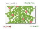 marimekko マリメッコ ファブリックパネル ファブリックボード Ruusupuu(GR)[ご注文サイズ:W90cm×H60cm]北欧 ファブリック