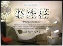 marimekko(マリメッコ) ファブリックパネル/ファブリックボード PIENI-UNIKKO(BLK_2)[SIZE:W40×H40×3set] 各サイズ...