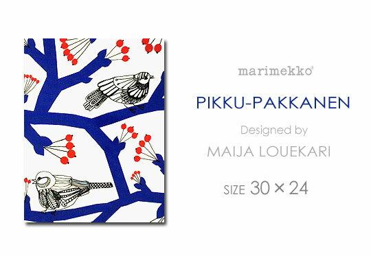 marimekko マリメッコ ファブリックパネル ファブリックボード Pikku-Pakkanen幻のデザイン!数量限定入荷[ご注文サイズ:W24cm×H30cm] 【北欧 ファブリック】