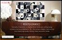marimekko(マリメッコ) ファブリックパネル/ファブリックボード RUUTU-UNIKKO(BLK) 【北欧 ファブリック】[SIZE:W140×H90...