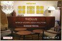 【ファブリックボード ファブリックパネル】 ADORNO アドルノ社 THOLUS(YGL)[ size:W40cm×H40cm×3枚set ] 各サイズ選べます 【北欧 / ファ...