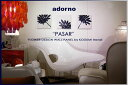 ファブリックボード ADORNO社/アドルノ ファブリックパネル PASAR(NV)no2/パサール 北欧/ファブリック [SIZE:W30cm×H30cm×3枚set]..