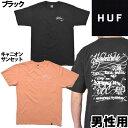ハフ OG HARRY S/S TEE 男性用 HUF TS00684 メンズ 半袖Tシャツ (2375-0130)