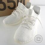 adidas アディダス CP9366 YEEZY BOOSTイージーブースト 350 V2 シューズ 26 クリームホワイト メンズ