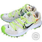 NIKE ナイキ CD8179-100 WMNS ZOOM TERRA KIGER 5 /OW ウィメンズズームテラカイガー5 スニーカー WMNS 26.5cm/MENS 26cm WHITE/METALLIC SILVER-SAIL