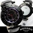 腕時計 メンズ レディース ブランド ポイント10倍 1年保証 正規 ROMAGO(ロマゴ) FLOW ミラー文字盤 ビッグフェイス腕時計 BOX 保証書付き P01Jul16 AOR-A