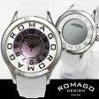 腕時計 メンズ レディース ブランド ポイント10倍 1年保証 正規 ROMAGO ロマゴ ATTRACTION ミラー文字盤 ビッグフェイス腕時計 BOX 保証書付 10P29Jul16