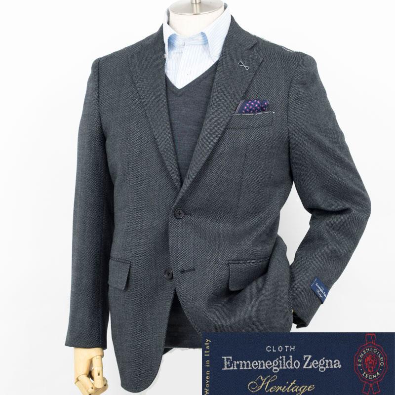 Style Edition スタイルエディション Ermenegildo Zegna Heritage エルメネジルド ゼニア ヘリテージ ホップサップ グレー ジャケット
