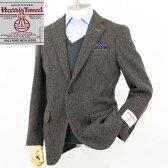 Style Edition スタイルエディション Harris Tweed ハリスツィード カーキブラウン ヘリンボーン ジャケット