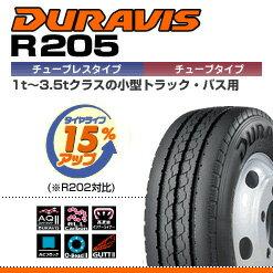 ブリヂストン DURAVIS R205 175/75R15 103 スタッドレス 安い/101L:スタイルマーケット エアロパーツ 店【175/75R15 103/101L】