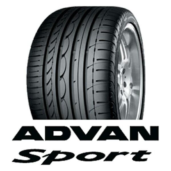 ヨコハマ ADVAN Sport V103 315/25ZR19 94Y 【315/25R19 94Y】【みじかい】