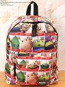 X-girl Stages TOYSTORY/BACKPACK2/リュック エックスガールステージス【送料無料】