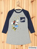 X-girl Stages MINNIE/BB TEE DRESS(4T~7T) エックスガールステージス【送料無料】
