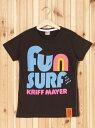 【SALE/30%OFF】KRIFF MAYER (K)グラフィックT(FUNSURF) クリフメイヤー カットソー【RBA_S】【RBA_E】
